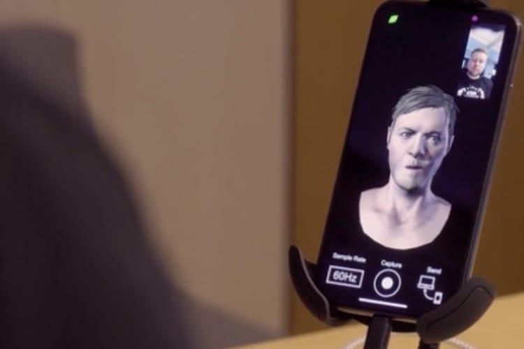 Les zombies de The Walking Dead : Our World sont animés avec l'iPhone X