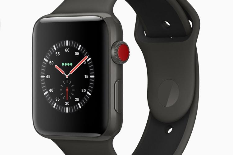 Apple Watch Series 3 : comment réactiver son profil eSIM