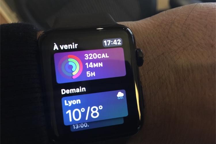watchOS 4.3 est disponible : toutes les nouveautés