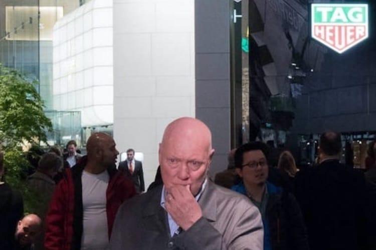 Pour Jean-Claude Biver de TAG Heuer, l'Apple Watch est bien une montre