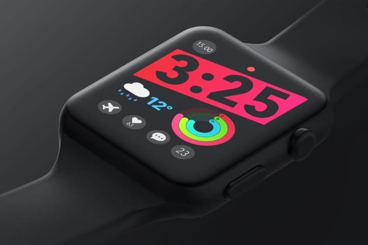 Apple Watch Series 4 : un écran plus grand pour une montre plus imposante ?