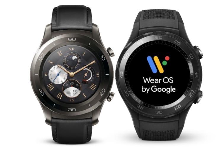 Wear OS : une interface sombre et des efforts pour l'autonomie