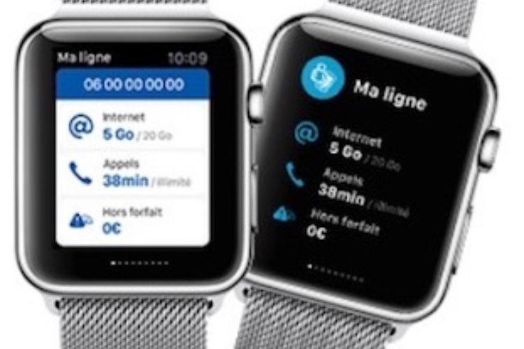 Bouygues supprime son app AppleWatch