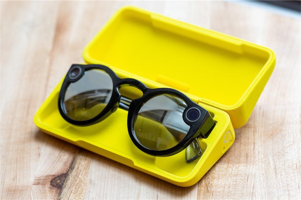 e40c4ae595ba54 Spectacles 2   les nouvelles lunettes de Snap sont disponibles en ...