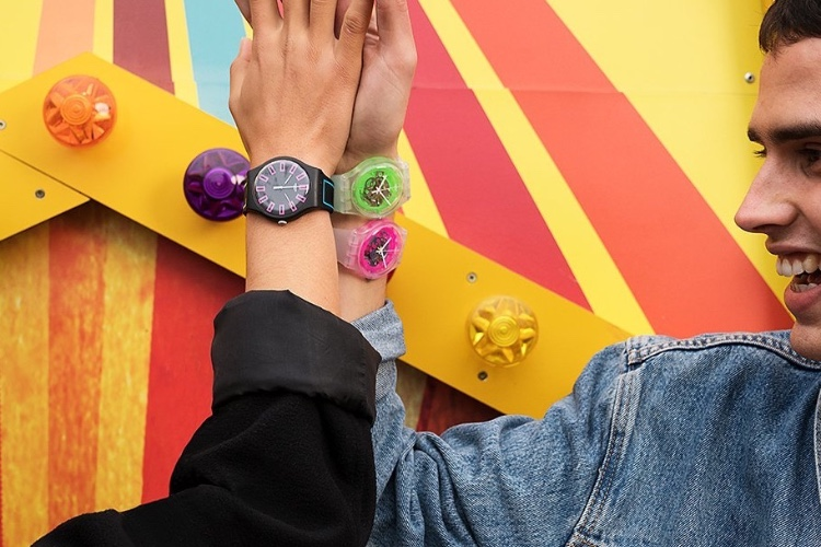 Swatch : l'Apple Watch est fantastique pour nos affaires