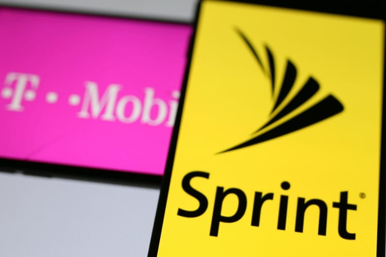T-Mobile et Sprint veulent fusionner pour déployer la 5G aux États-Unis