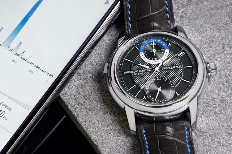 Frédérique Constantredoute que les fonctions santé de l'Apple Watch ne nuisent aux montres suisses
