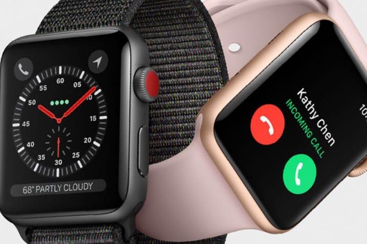 L'Apple Watch et les AirPods, moteurs auxiliaires de croissance d'Apple