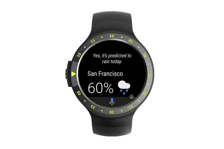 De nouvelles capacités pour Google Assistant sur Wear OS