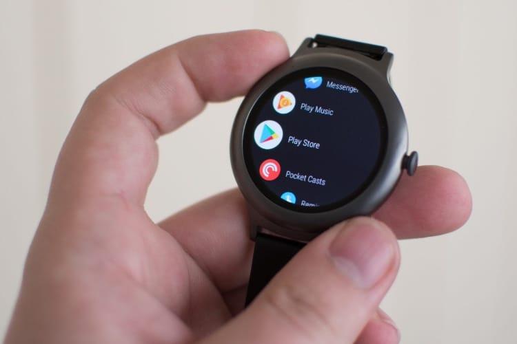 Trois montres Pixel chez Google cet automne?