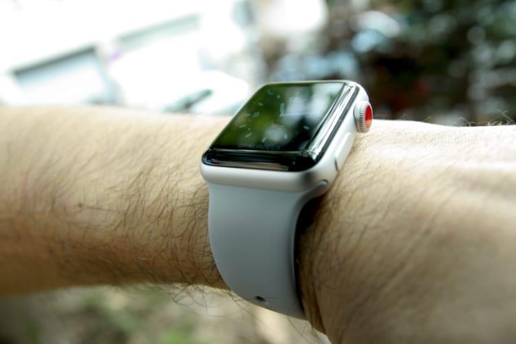 L'Apple Watch maillot jaune au premier trimestre