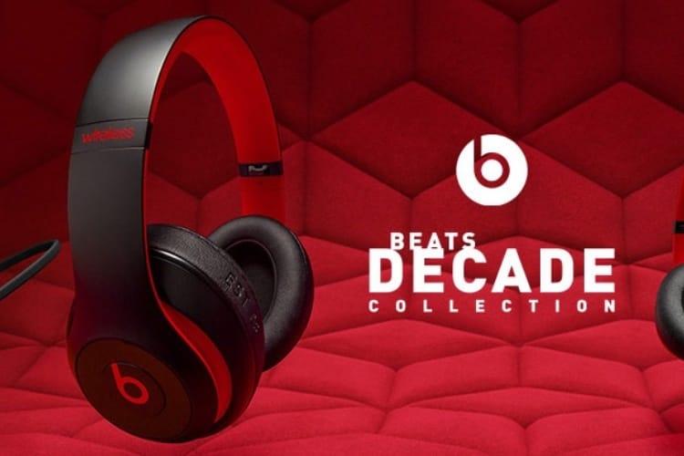 La Decade Collection de Beats dévoilée un peu trop en avance