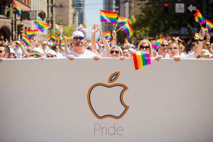 Comment activer dès aujourd'hui le cadran«Pride » sur l'Apple Watch