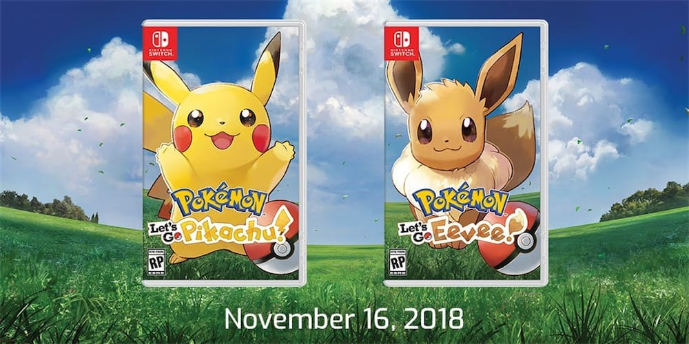 Nintendo. Pokémon Go décliné sur Nintendo Switch - Multimédia