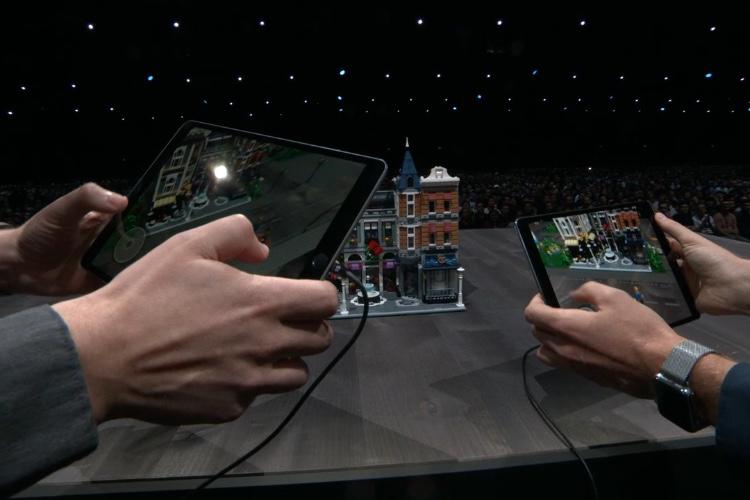 iOS 12 : ARKit 2.0, du multijoueur et une nouvelle app d'Apple