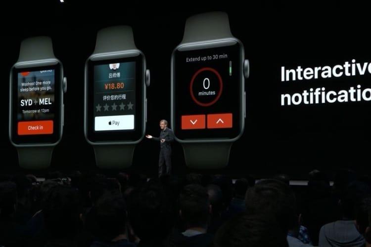 watchOS 5 : Activité plus compétitif, le cadran Siri plus ouvert, et une app Podcasts!