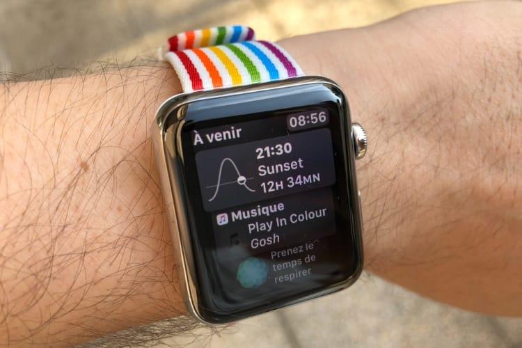 Avec watchOS 5, le cadran Siri devient un assistant plus malin et plus ouvert