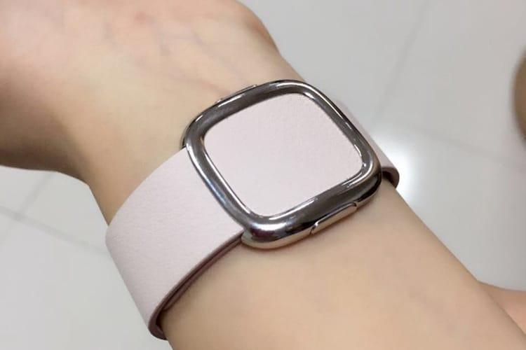 Apple Watch : avis de disparition pour le bracelet Boucle moderne