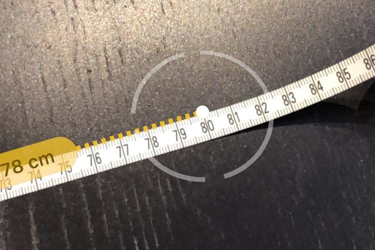Réalité augmentée: Google se Measure à Apple