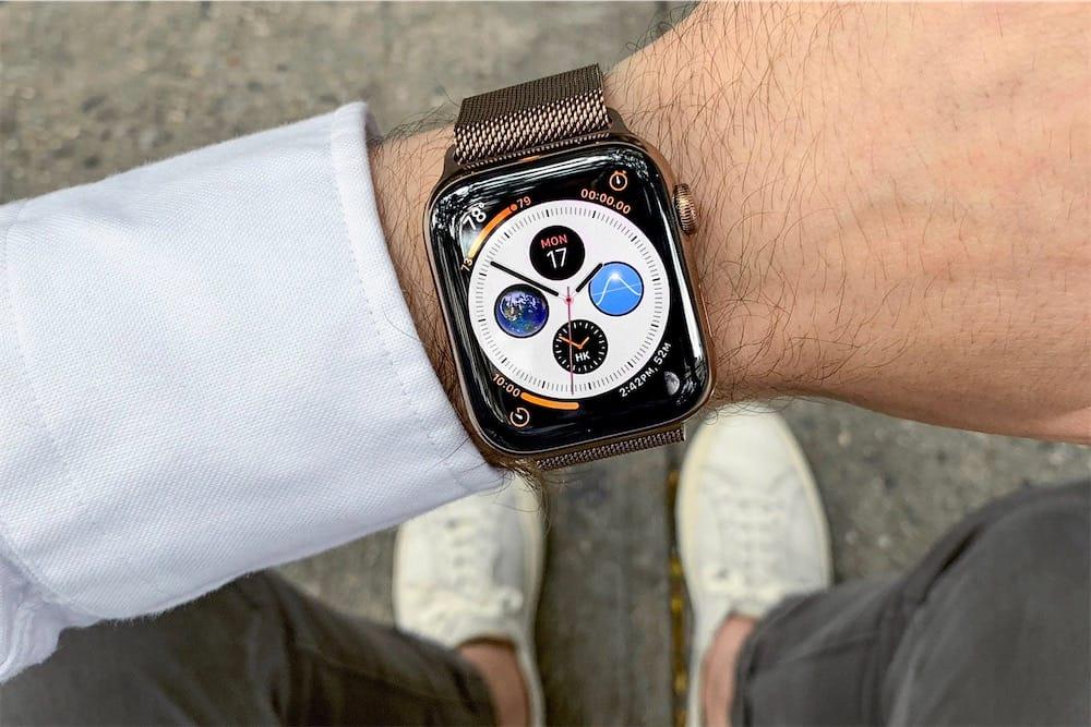 Revue De Tests LApple Watch Series 4 Lexpression La Maturite