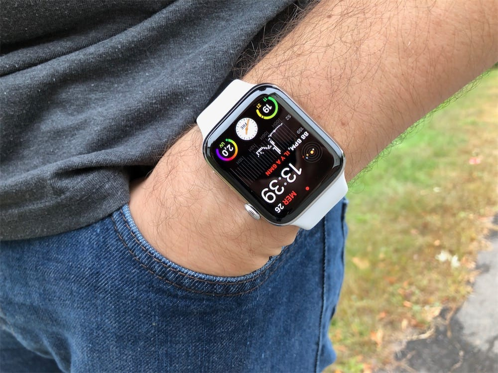guetter mode la plus désirable nouvelle collection Test de l'Apple Watch Series 4 | WatchGeneration